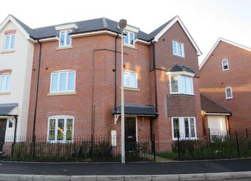 Thumbnail 2 bed flat for sale in Elm Drive, Woodley, Reading