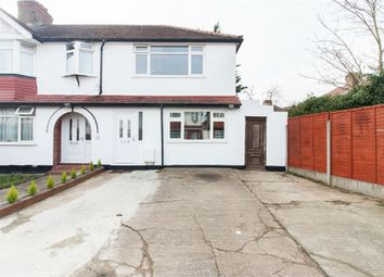 Thumbnail 3 bed end terrace house for sale in Lynmouth Road, Perivale, Greenford, Greater London