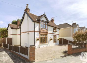 Thumbnail 3 bed detached house for sale in Slewins Lane, Hornchurch