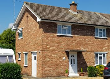 Thumbnail 3 bedroom terraced house for sale in Crescent Road, Whittlesey