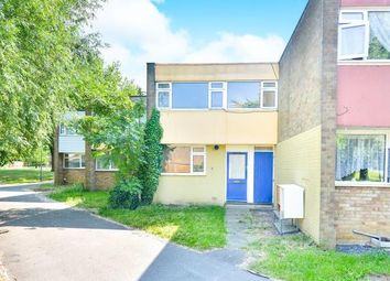 Thumbnail 3 bed terraced house for sale in Rannoch Close, Bletchley, Milton Keynes