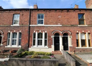 Thumbnail 2 bed terraced house for sale in Church Street, Stanwix, Carlisle, Cumbria