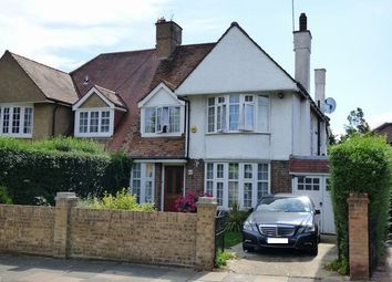 Thumbnail 4 bed semi-detached house to rent in Rosemont Road, London
