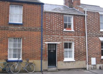 Thumbnail 2 bed terraced house to rent in Wellington Street, Oxford