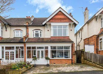 Thumbnail 4 bed semi-detached house for sale in Penwortham Road, Sanderstead, Croydon