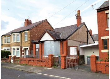 1 bed detached bungalow for sale in Romney Avenue, Blackpool, Lancashire FY4