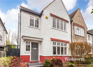 Thumbnail 4 bed end terrace house for sale in Strathmore Gardens, Finchley, London