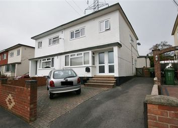 Thumbnail 3 bedroom semi-detached house for sale in Greenwood Avenue, Cosham, Portsmouth, Hampshire