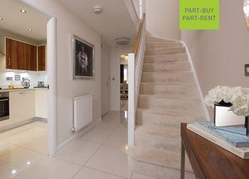 "Thumbnail 4 bedroom end terrace house for sale in ""Winwick"" at Dunnock Lane, Cottam, Preston"