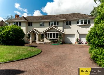 Thumbnail 7 bed detached house for sale in Squirrel Walk, Roman Road, Little Aston