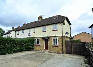 Thumbnail 3 bed semi-detached house for sale in Pyrcroft Road, Chertsey