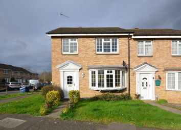 Thumbnail 3 bed end terrace house to rent in Potley Hill Road, Yateley