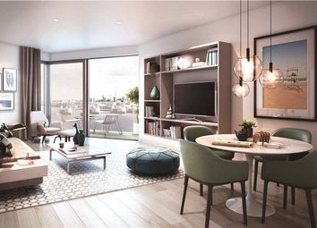 Thumbnail 1 bed flat for sale in Maritime Building, Royal Wharf, London