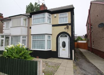 3 bed semi-detached house to rent in Manor Road, Fleetwood FY7