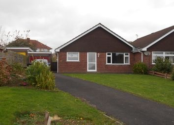 Thumbnail 2 bed bungalow to rent in Allingham Road, Yeovil