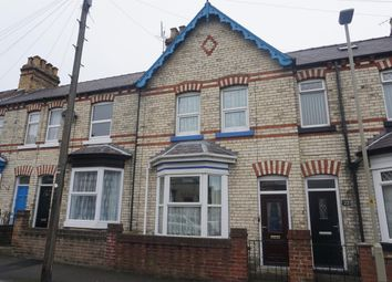 Thumbnail 2 bed terraced house for sale in Stepney Avenue, Scarborough