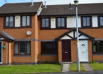 Thumbnail 2 bed terraced house to rent in Kestrel Drive, Crewe