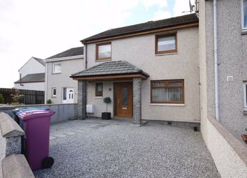 Thumbnail 3 bed terraced house for sale in Birkenhill Place, Elgin