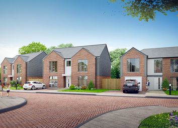 Thumbnail 4 bed detached house for sale in Pepper Close, Wivelsfield, Burgess Hill