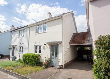 Thumbnail 2 bed semi-detached house for sale in Hallfield, Quendon, Saffron Walden