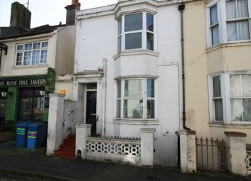 Thumbnail 3 bed maisonette to rent in Rosehill Terrace, Brighton