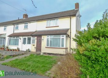 Thumbnail 2 bed end terrace house to rent in Hillview Gardens, Cheshunt, Waltham Cross