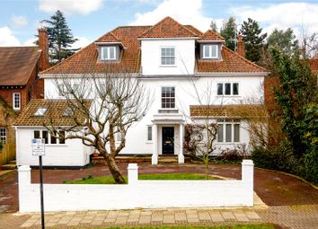 Thumbnail 6 bed detached house for sale in Chartfield Avenue, London