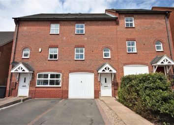 Thumbnail 3 bed town house for sale in Staples Drive, Coalville