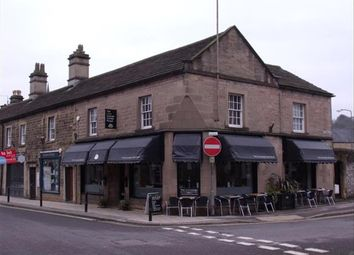 Thumbnail Restaurant/cafe for sale in High Street Licenced Coffee Shop /Cafe DE45, Derbyshire