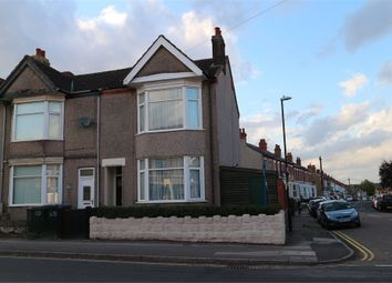 Thumbnail 3 bed end terrace house for sale in Hearsall Lane, Coventry, West Midlands