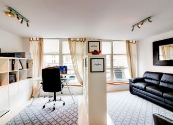 Thumbnail 1 bed flat for sale in Pierhead Lock, 416, Manchester Road, London