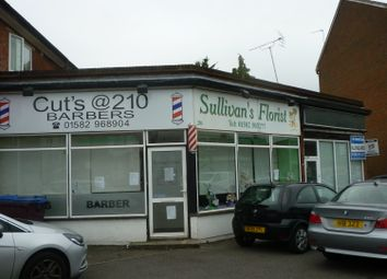 Thumbnail Retail premises for sale in Marsh Road, Luton
