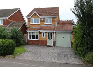 3 bed detached house for sale in Pickering Road, Broughton Astley, Leicester LE9
