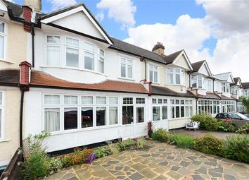 Thumbnail 3 bed terraced house for sale in Chesham Road, London
