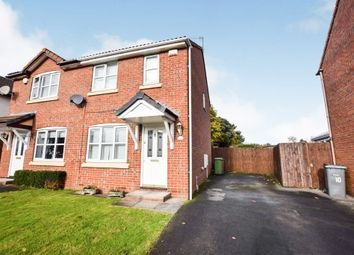 2 bed semi-detached house for sale in Larkin Close, New Ferry, Wirral CH62