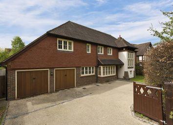 Thumbnail 5 bed detached house to rent in Lockestone, Weybridge