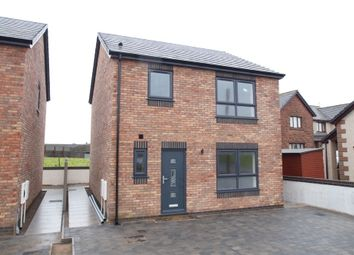 Thumbnail 3 bed detached house for sale in Outgang Road, Aspatria, Wigton, Cumbria