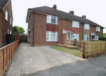 Thumbnail 2 bed terraced house to rent in Northfields, Dunstable, Bedfordshire