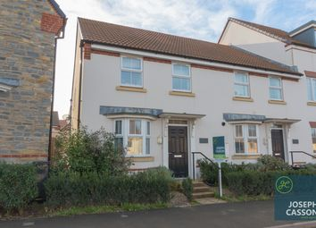 Thumbnail 3 bed end terrace house for sale in Main Road, Coxley