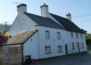 Thumbnail 2 bed semi-detached house to rent in Tygwyn, Llyswen, Brecon
