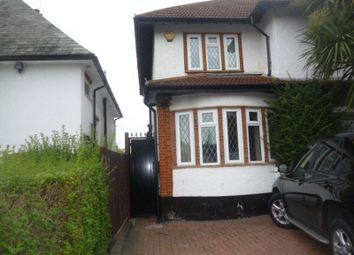 Thumbnail 1 bed flat to rent in Elmgate Gardens, Edgware