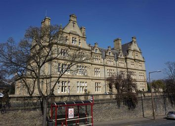 Thumbnail 1 bedroom flat for sale in Edgcumbe House, Savile Park, Halifax