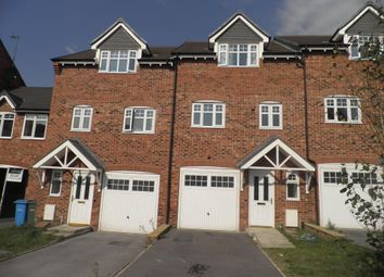 Thumbnail 3 bed town house to rent in Bracken Way, Harworth, Doncaster