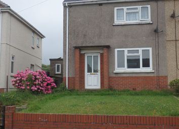 Thumbnail 2 bed terraced house to rent in Tirwaun, Burry Port