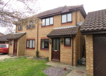 Thumbnail 3 bed semi-detached house for sale in Grassmere, Highwoods, Colchester