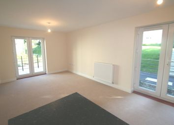 Thumbnail 2 bed flat to rent in Echo Crescent, Manadon Park, Plymouth