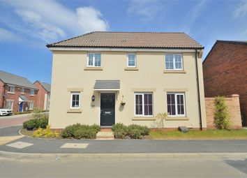 Thumbnail 3 bedroom detached house for sale in Damselfly Road, Northampton