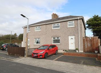 Thumbnail 3 bed semi-detached house for sale in Londonderry Road, Heysham, Morecambe