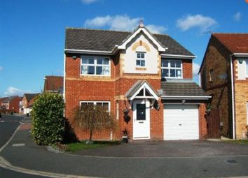 Thumbnail 4 bed detached house to rent in Richmond Drive, Woodstone Village, Houghton Le Spring