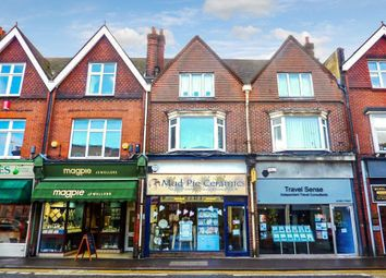 Thumbnail 1 bed flat to rent in Victoria Road, Horley, Surrey